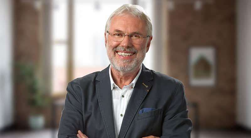Armin Scheller Geschäftsführer