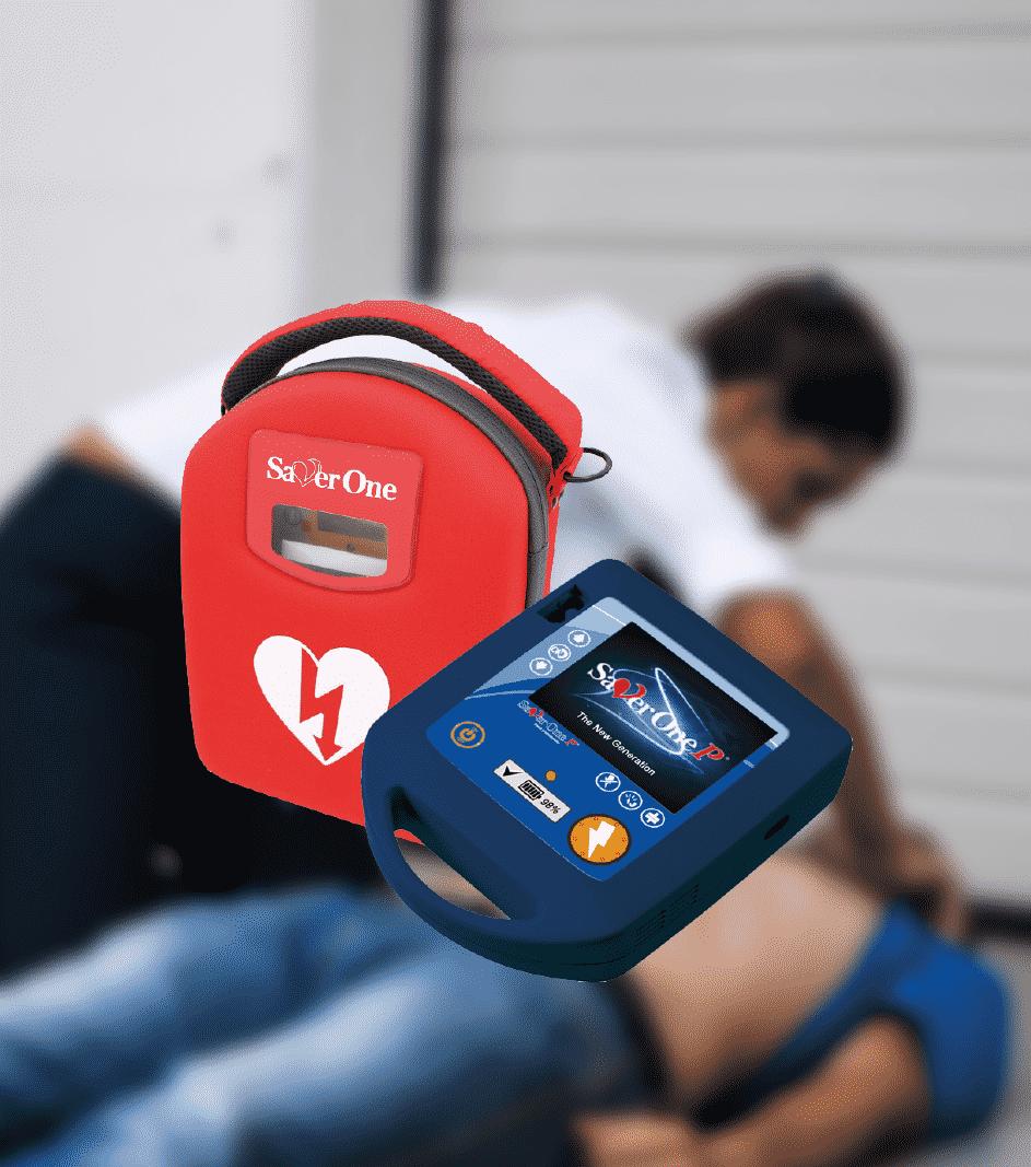 Defibrillator-AED-Erste Hilfe