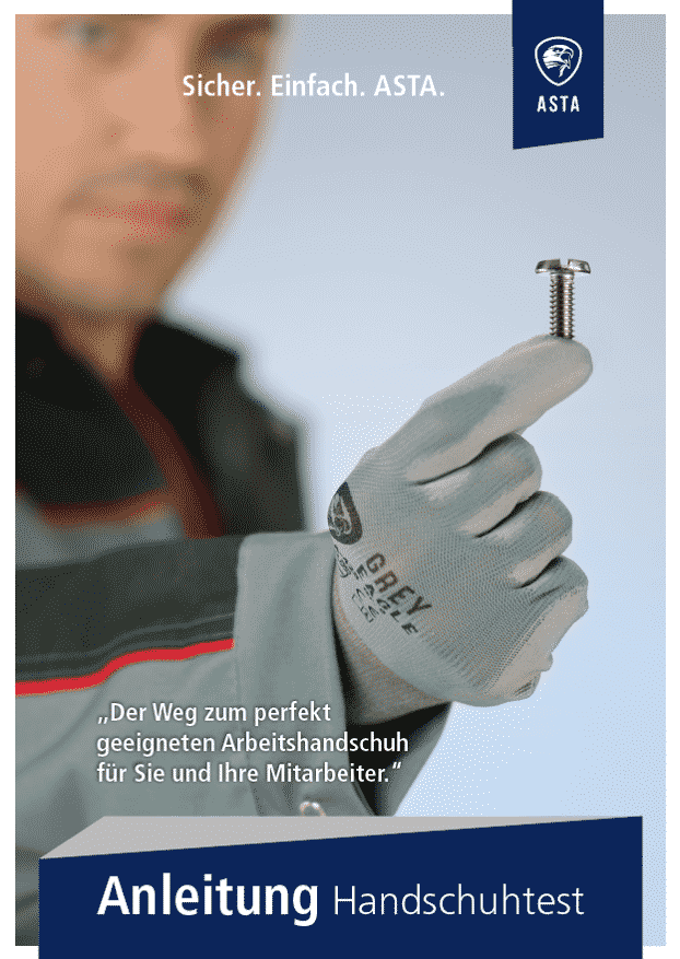 Handschuhtest