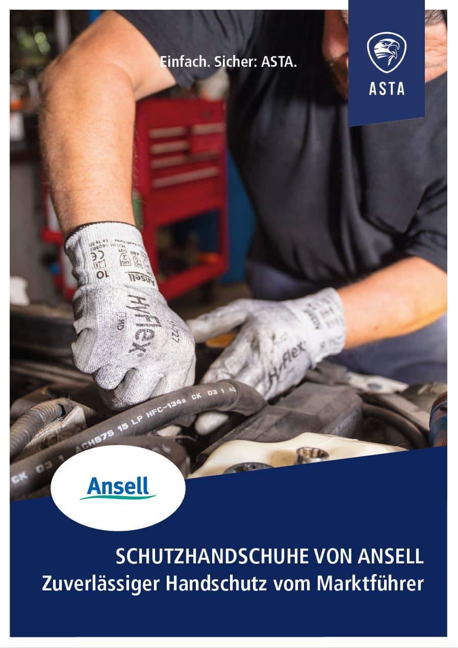 ANSELL-Schutzhandschuhe