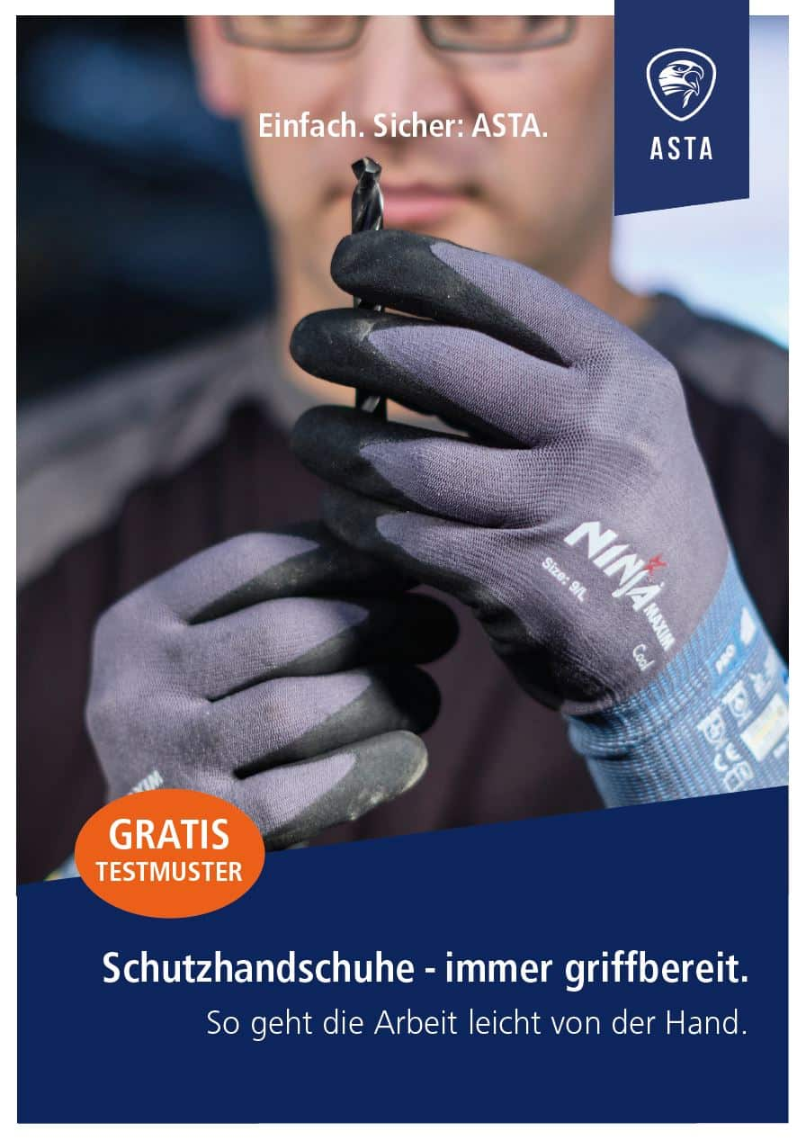 Bedarfsanalyse-Schutzhandschuhe