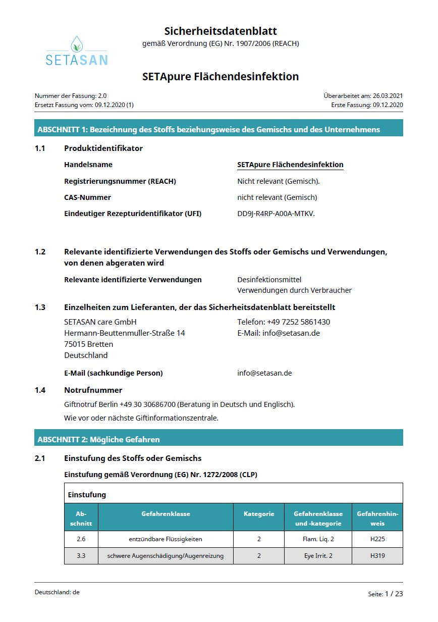 SETApureFlaechendesinfektion_Cover